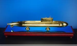 纯铜039A型常规动力潜艇