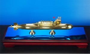 纯铜弹道导弹核潜艇
