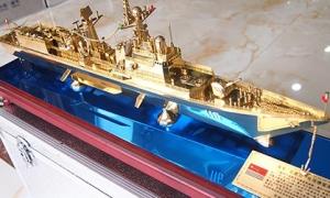 3d打印军舰模型|驱逐舰模型-...