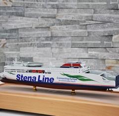 供应精品仿真模型—stena line油轮船舶模型