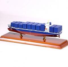 1668teu集装箱船