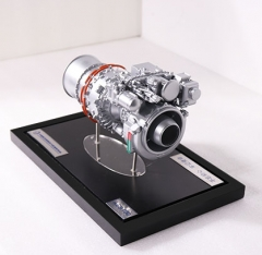 AES100航空发动机模型