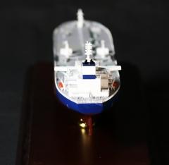 11万吨油轮仿真模型